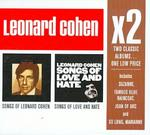 X2:songs of Love and Hate & Songs of